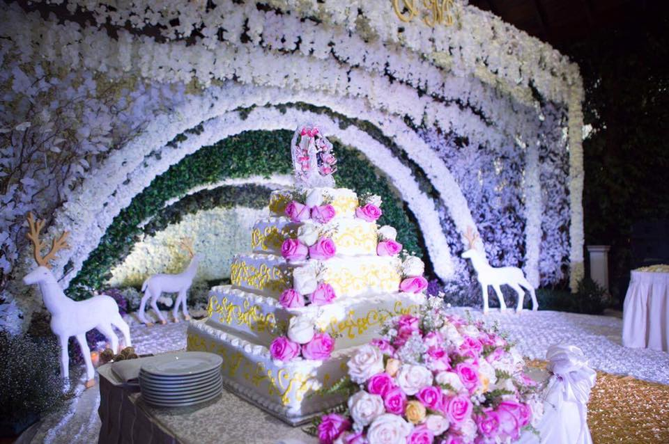 Everlasting Floral Design, Wedding & Event Decoration Service - Yangon
