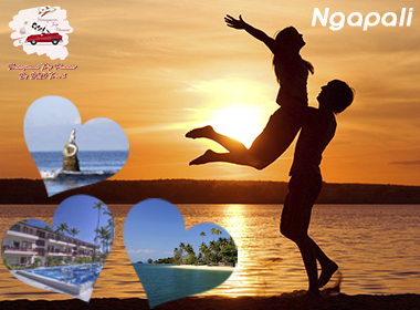 Honeymoon Trip To Ngapali