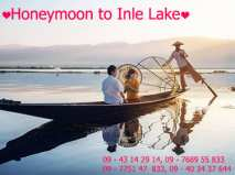 Inle Honeymoon Package ( Gold Package )