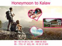 Kalaw Honeymoon Package ( Diamond Package )
