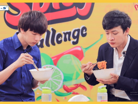 Min Thway Khant & Jay Bass (Spicy Challenge)