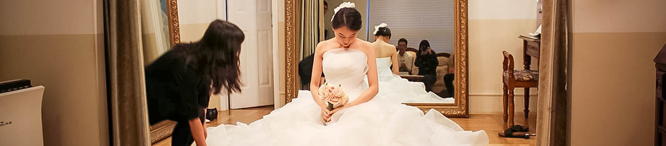 Wedding Beauty & Fashion